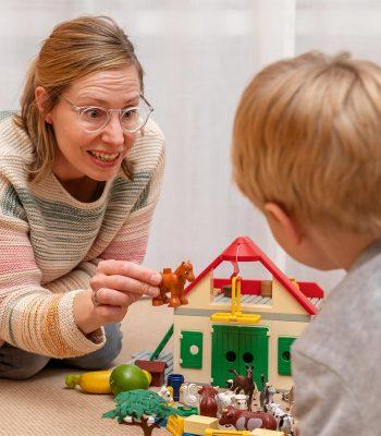 Sprachtherapie Klein- und Vorschulkinder